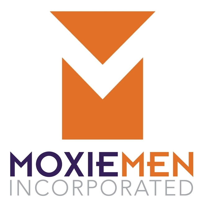 MoxieMen, Inc. logo