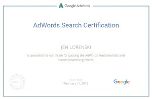Google Certified AdWords Consultant in Grand Rapids MI - MoxieMenInc.com