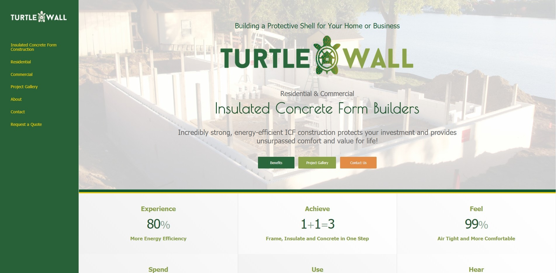 Turtle Wall Website - MoxieMenInc.com